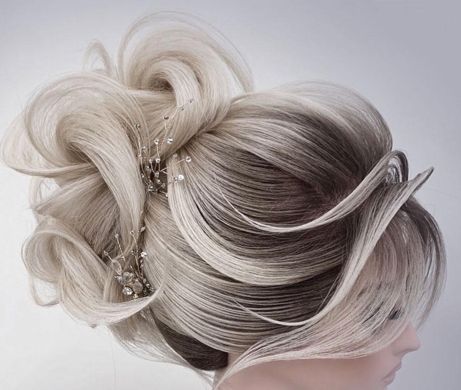 آموزش شینیون مو حرفه ای
